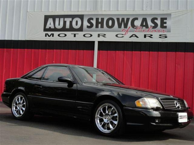 Image 1 of 2000 Mercedes-Benz SL…