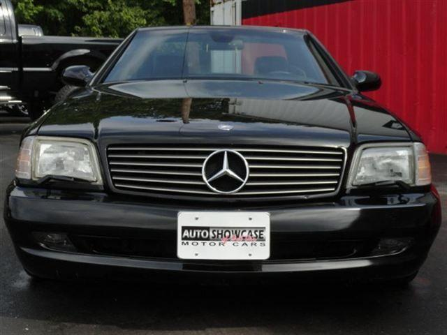 Image 12 of 2000 Mercedes-Benz SL…