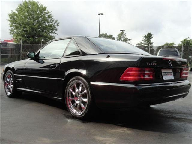 Image 17 of 2000 Mercedes-Benz SL…