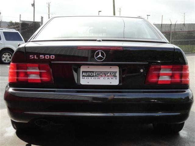 Image 18 of 2000 Mercedes-Benz SL…