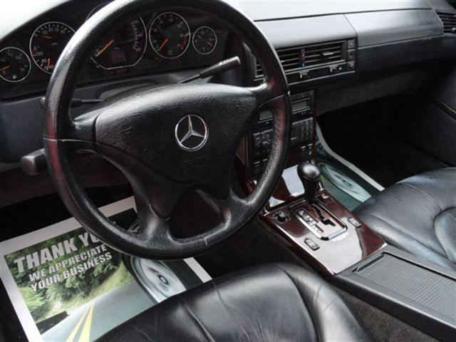 Image 20 of 2000 Mercedes-Benz SL…