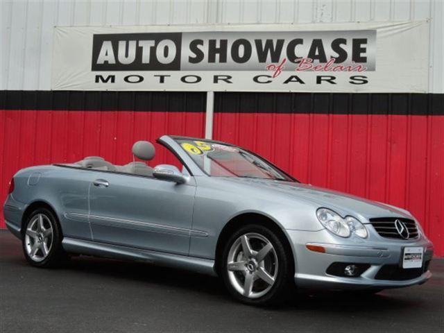 Image 1 of 2005 Mercedes-Benz CLK…
