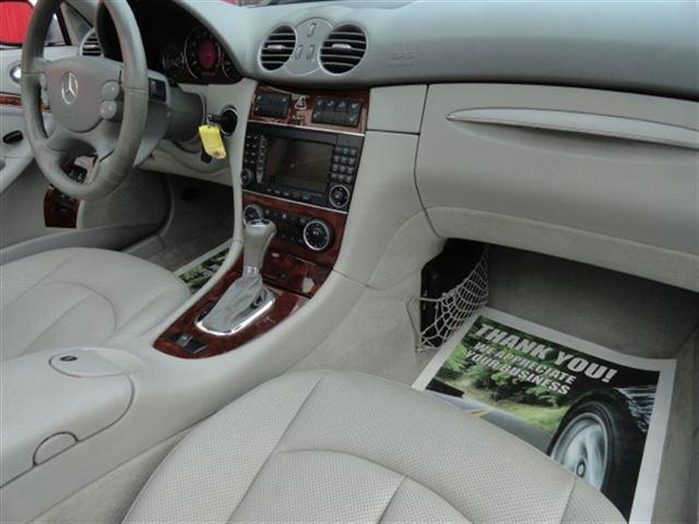 Image 4 of 2005 Mercedes-Benz CLK…