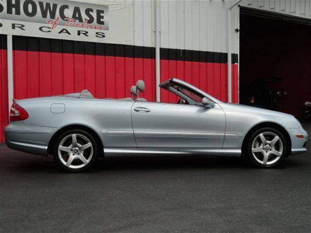 Image 12 of 2005 Mercedes-Benz CLK…
