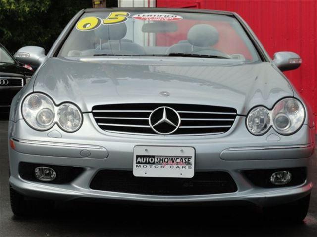 Image 20 of 2005 Mercedes-Benz CLK…