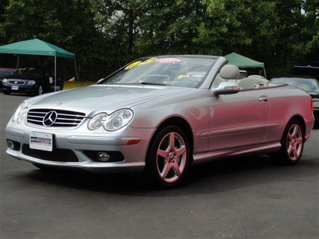 Image 22 of 2005 Mercedes-Benz CLK…