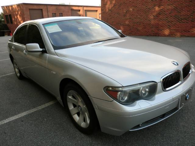 Image 31 of 2002 BMW 7 series 745i…