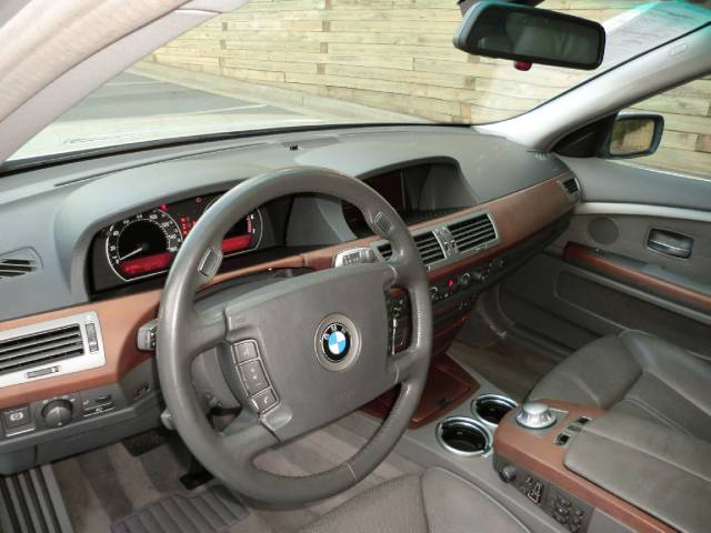 Image 40 of 2002 BMW 7 series 745i…