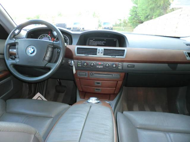 Image 50 of 2002 BMW 7 series 745i…