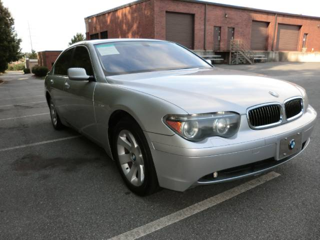 Image 55 of 2002 BMW 7 series 745i…