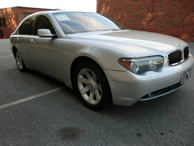 Image 57 of 2002 BMW 7 series 745i…