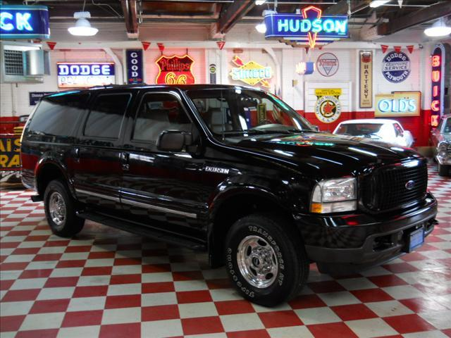 2002 Ford Excursion Limited - Wheeling IL