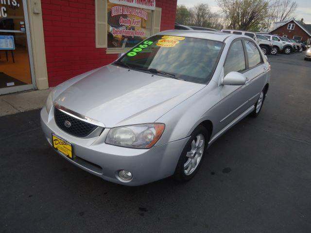 2005 Kia Spectra