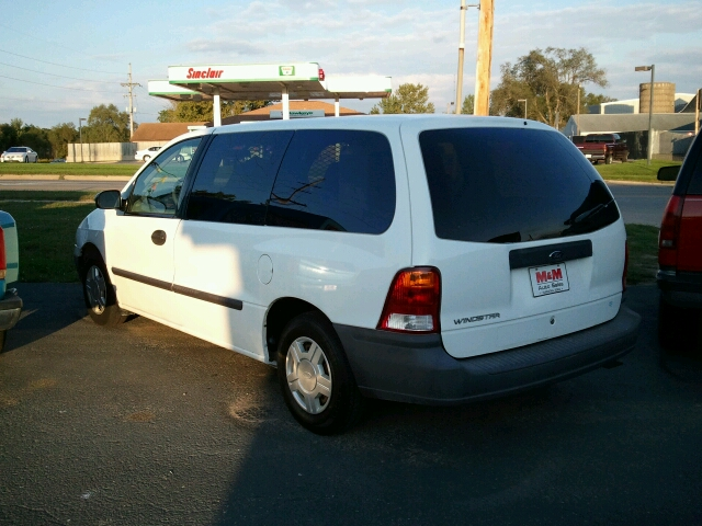Image 4 of 2002 Ford Windstar CARGO…