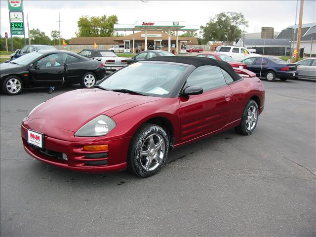 Image 17 of 2001 Mitsubishi Eclipse…