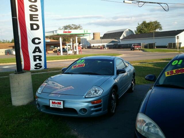 Image 21 of 2003 Mitsubishi Eclipse…