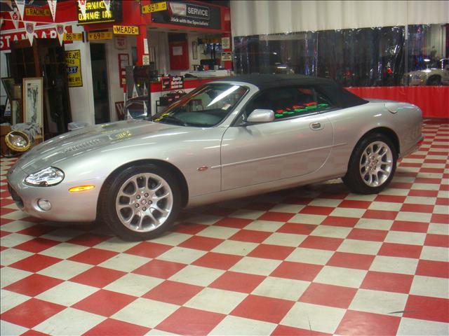 Image 1 of 2001 Jaguar XKR Convertible…