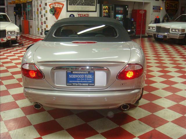 Image 8 of 2001 Jaguar XKR Convertible…