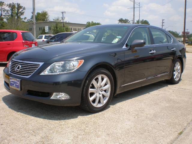 used 2007 lexus ls 460 for sale www whodatautos com slidell la 70458 used cars for sale. Black Bedroom Furniture Sets. Home Design Ideas