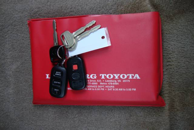 Image 19 of 2001 Toyota Sienna LE…