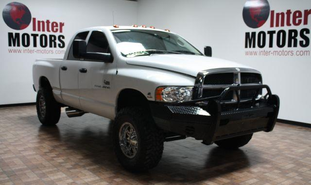 2005 Dodge Ram 2500 SLT Quad 4WD 5.9 CUMMINS TEXAS - Houston TX