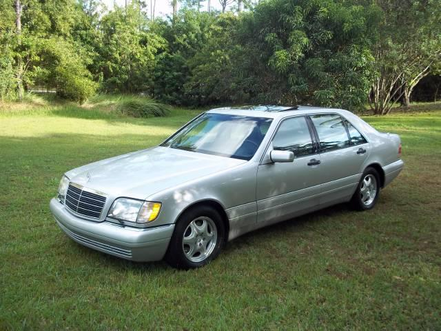 1999 mercedes benz s class 1411 west 13th street b101 for Mercedes benz s550 for sale by owner