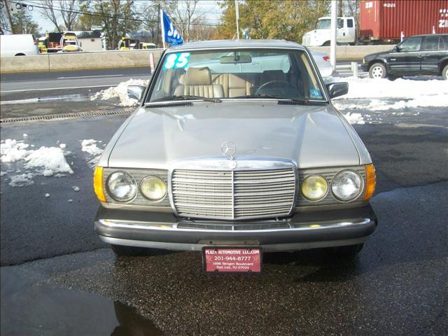 1985 Mercedes-Benz 300 D - Fort Lee NJ