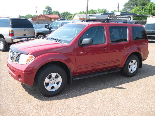 2005 Nissan Pathfinder