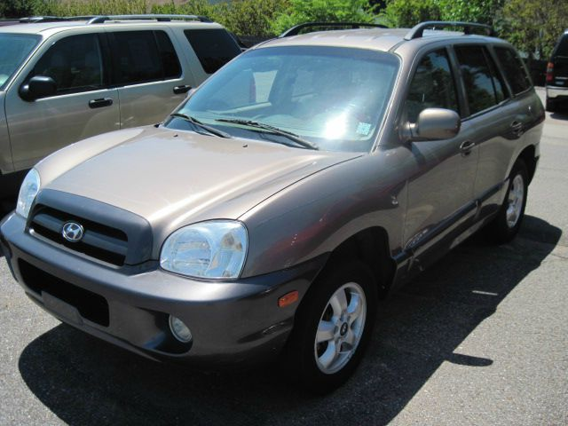 2005 Hyundai Santa Fe