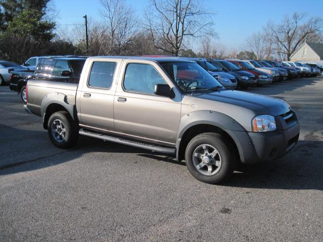2003 Nissan Frontier