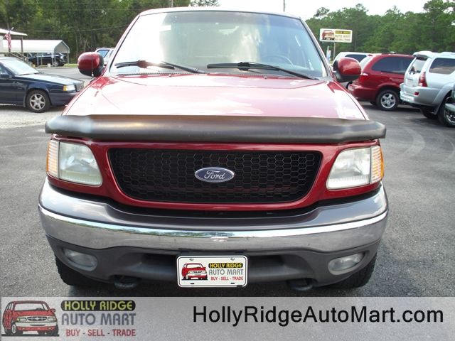 2003 Ford F150 XLT SuperCab 4WD - Holly Ridge NC