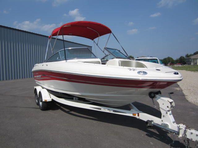 2004 Sea Ray 200 Sport - ROGERSVILLE MO