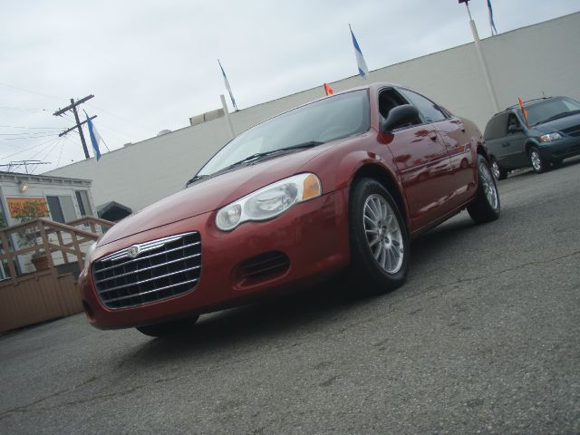 2006 CHRYSLER SEBRING SEDAN red this sporty  06 sebring wont last long this reliable and smooth 