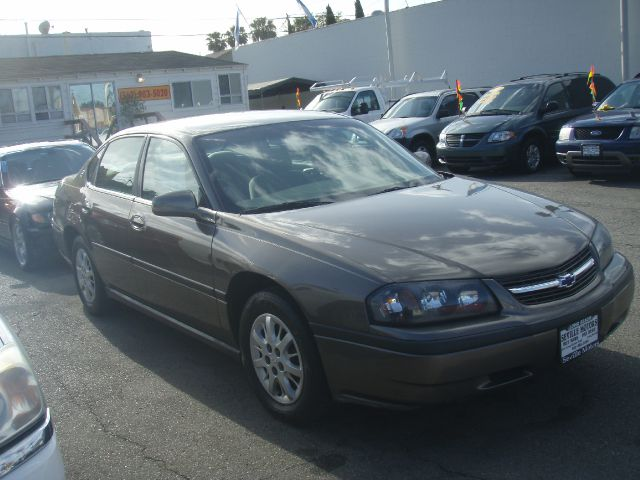2003 CHEVROLET IMPALA BASE lt brown gorgeous 03 impala runs great fuel efficient v6 engine eleg