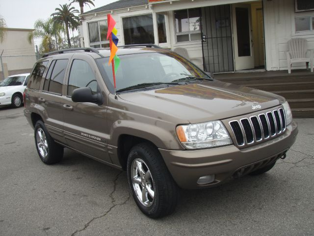 2002 JEEP GRAND CHEROKEE LIMITED 4WD bronze jeep grand cherokee an amazing vehicle this 2002 limi