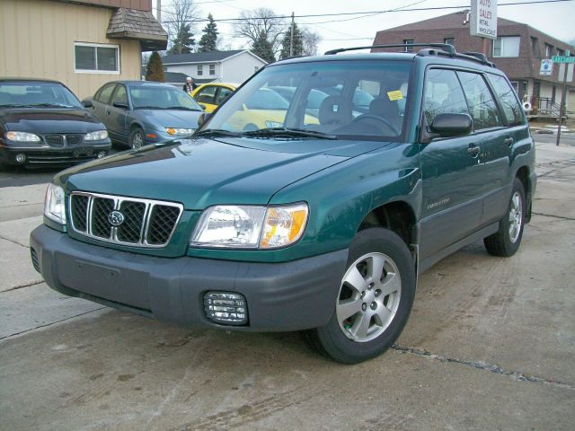 2001 Subaru Forester