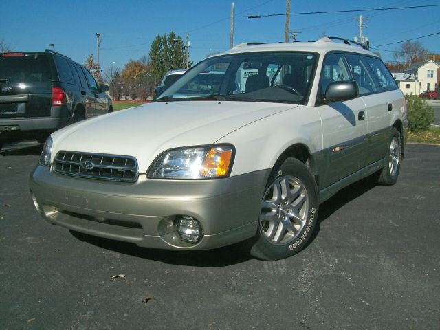 2002 Subaru Outback