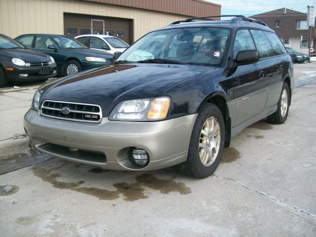 2001 Subaru Outback