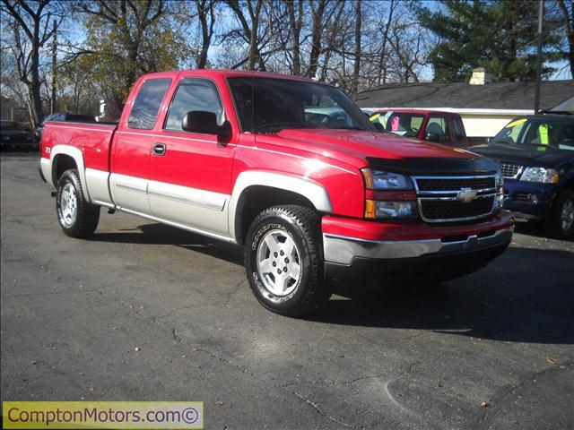 2006 Chevrolet Silverado 1500