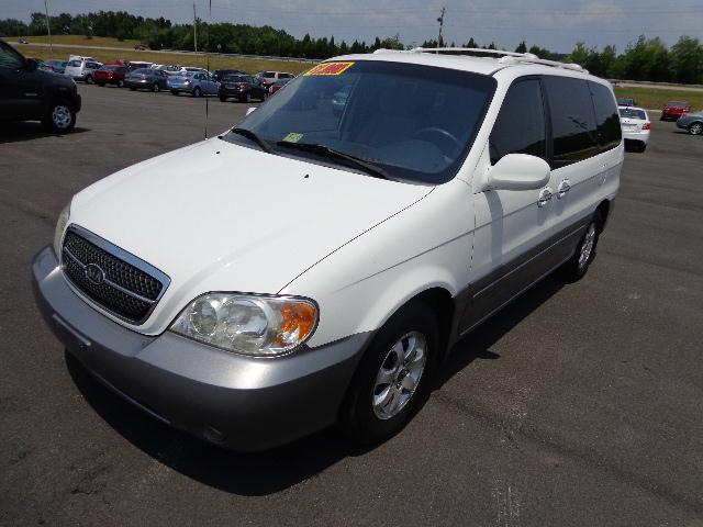 2005 Kia Sedona EX - Morristown TN
