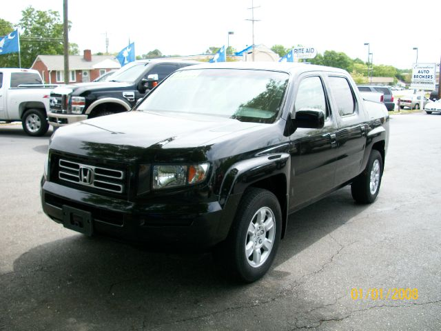 2007 Honda Ridgeline