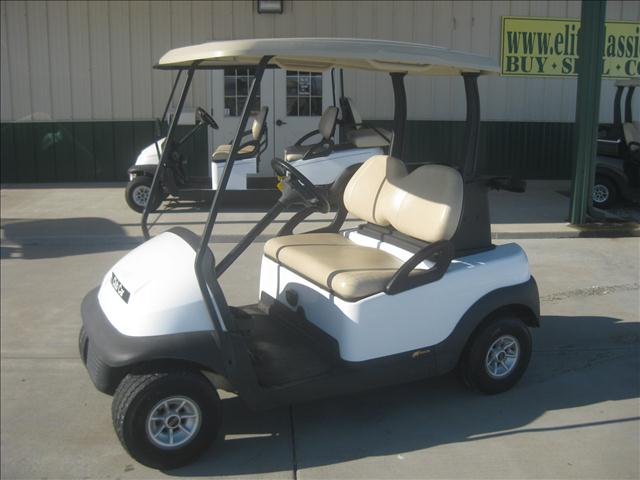 2007 Club Car Precedent