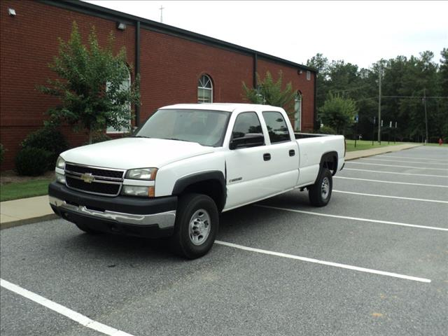 2007 Chevrolet Silverado 2500  - Phenix City AL