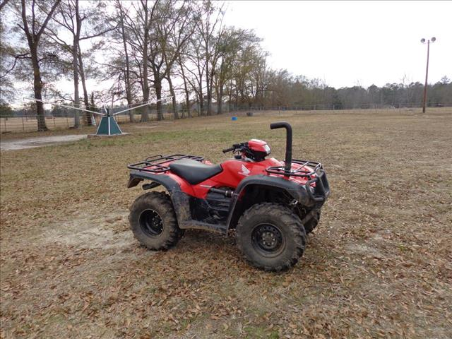 2008 Honda Fourtrax Foreman