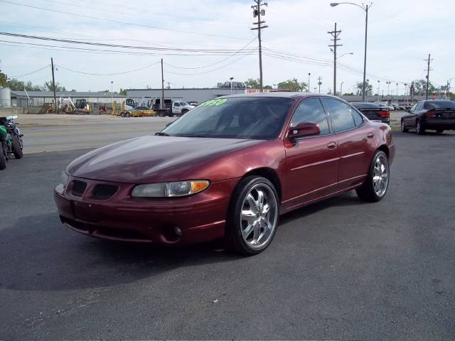 2003 Pontiac Grand Prix SE1, (Stk #:167532). Price: $3950