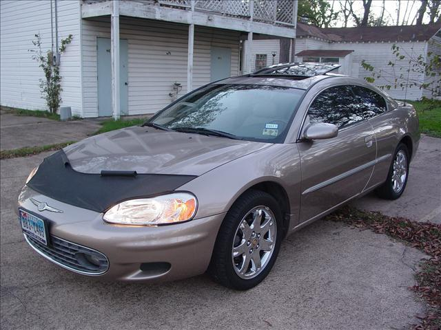 2002 Chrysler Sebring LXi - Houston TX