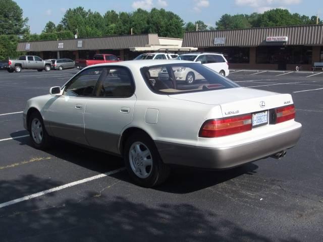 Used 1996 Lexus Es 300 For Sale 8320 Fairview Rd Mint
