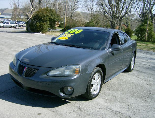 2008 Pontiac Grand Prix