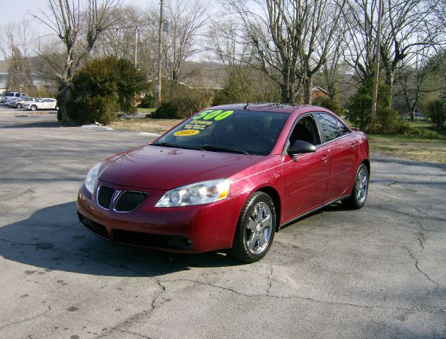 2005 Pontiac G6