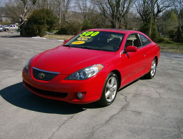 2005 Toyota Camry Solara